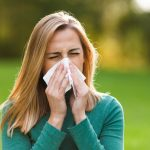 Suffering from Spring Allergies? | Mandel Vision Blog Post