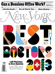 New York Magazine Best Doctors 2013_Dr. Mandel_0