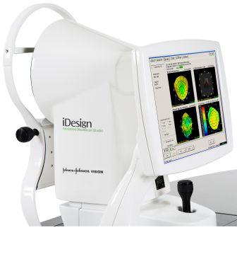 iDesign Refractive Studio | LASIK Technology | Mandel Vision